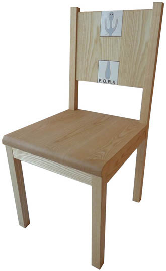 fork-chair