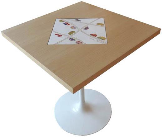 KURUMA-table