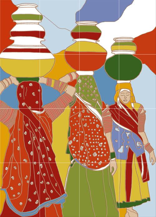 Rajipot women