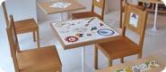 タイル家具
